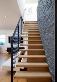 interior design build your own contemporary stair plans