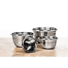 kirkland stainless steel mixing bowls piece set
