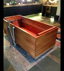 wooden bathtub wooden bathtubs luxury wood tubs our portfolio wooden bathtub