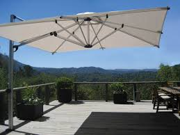 Patio Umbrellas Offset Offset Cantilever Patio Umbrellas Patioliving