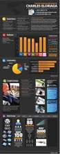 Creative Resume Designs 58 Best Infographic Resume Images On Pinterest Resume Ideas
