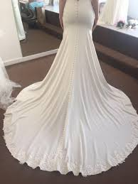 wedding dress bustle how to bustle my dress more details in comments weddingplanning