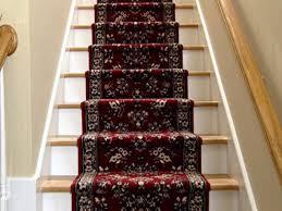 install stairway carpet runner video diy