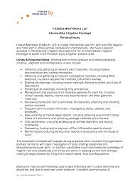 Resume Template For Lawyers Personal Injury Lawyer Resume Sle Intermediate Litigation