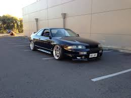 nissan skyline type m 1994 r33 type m heavily modded awesome streeter for sale
