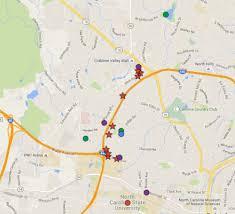 raleigh greenway map walk your city bike house creek trail