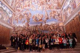 catholic trips to rome when in rome st vincent de paul catholic school choir s trip to