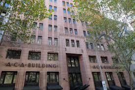 Built In Cabinets Melbourne The Beautiful Art Deco Aca Building In 118 126 Queen Street