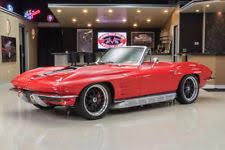 1964 stingray corvette convertible 1964 corvette ebay