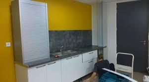 fourniture de cuisine fourniture et pose d une cuisine dans l espace détente d une société