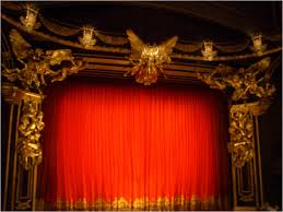 Theater Drop Curtain Curtain Rising By Yourserenade On Deviantart