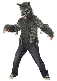 Ebay Halloween Costumes Adults Child Werewolf Costume Clothing Shoes U0026 Accessories Ebay