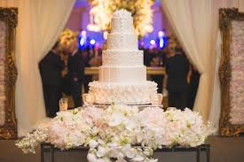 wedding cake houston classic wedding at a synagogue in houston inside