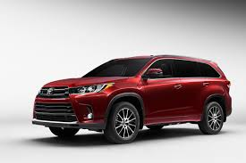 2017 toyota highlander start stop for almost all