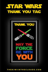 star wars free printables food cards star wars party and star wars