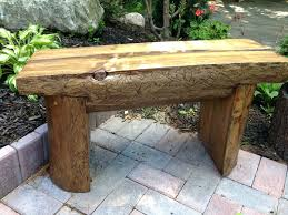 small wood bench with storage 30 patio design ideas for your
