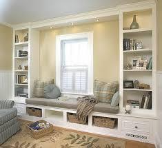 Under Window Bench Seat Storage Diy by Best 25 Built In Bench Ideas On Pinterest Window Bench Seats