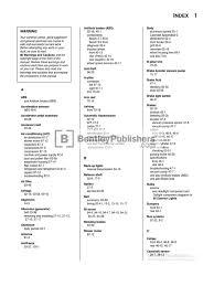 audi a4 b6 b7 service manual 2002 2008 complete index air