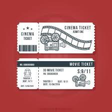 movie ticket template free download 40 free editable raffle movie