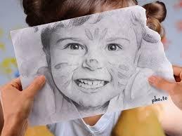 sketch your photo in ben heine u0027s pencil vs camera style