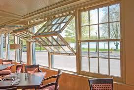 Screened Porches by Plexiglass Windows Screened Porch Home Design Ideas