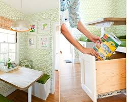 Kitchen Nooks With Storage by 25 Space Savvy Banquettes With Built In Storage Underneath
