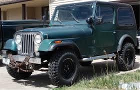 jeep 1980 cj5 woody u0027s 1984 jeep cj7 laredo 1978 cj5 1953 m38a1