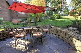 Patio Retaining Wall Ideas Impressive Patio Retaining Wall Ideas Also Small Home Interior