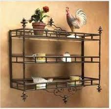 Wrought Iron Wall Shelves Shelf Tray Picture More Detailed Picture About Continental Iron