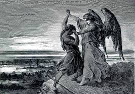 jacob wrestling with the angel wikipedia