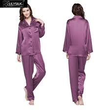 aliexpress buy lilysilk pajama set 100 real