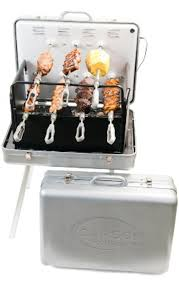 Backyard Hibachi Grill by 5 Unique Grills To Fire Up Your Backyard This Summer