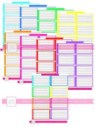organize 365 in color organize 365