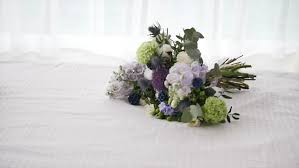 Nice Table Decoration Video Footage Of A Nice Table Decoration With Syringa Stock