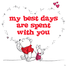 winnie the pooh valentines day winnie the pooh to brighten up your day bears eeyore and