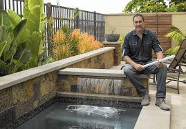 his landscape designs take an artist u0027s quirky vision weekend