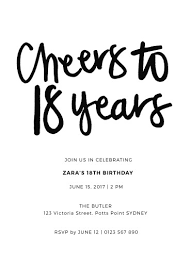 18th birthday invitation cards designs by creatives printed by