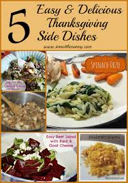 5 easy delicious thanksgiving side dishes i m not the nanny