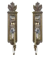 Country Sconces Pair Of Italian 19th C Wall Sconces U2013 English Country Home