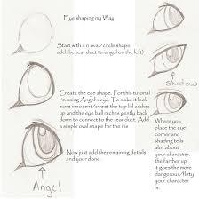 Anatomy Of A Cats Eye Lion Cat Eye Tutorial By Wingsandfeathers On Deviantart