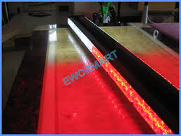 red and white led emergency lights 24 48 led emergency recovery lightbar wrecker flashing lightbar