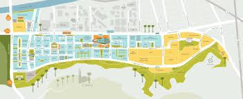 Map Central Park Interactive Map Playa Vista A New Urban Community In La