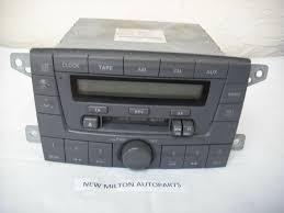 mazda premacy mazda premacy cassette radio no code cb01 66 900