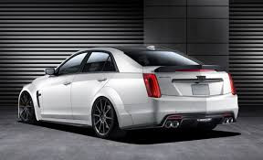 cadillac cts supercharged hennessey plans to offer cadillac cts v with 1000 hp car