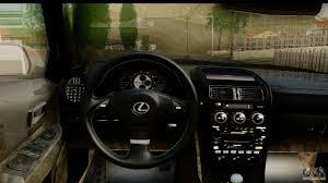 lexus is300 steering wheel lexus is300 tunable for gta san andreas
