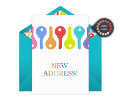 49 free change of address cards moving announcements
