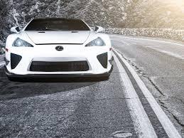 lexus ipad wallpaper cars lexus vehicles lfa front view wallpaper allwallpaper in