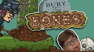 bury the bones free online games for kids halloween 2016