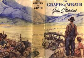 grapes of wrath themes and symbols a central theme of journey and quests in the grapes of wrath by john