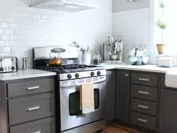 Good Paint For Kitchen Cabinets by Kitchen 80 Good Looking Wooden Floor Black And Grey Wall